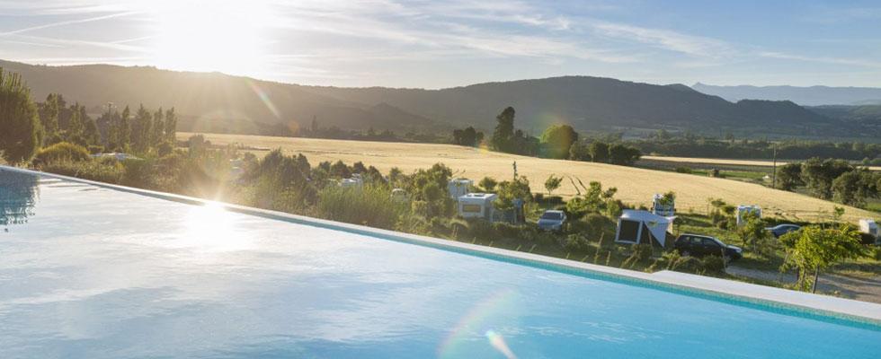 camping 4 étoiles en Auvergne