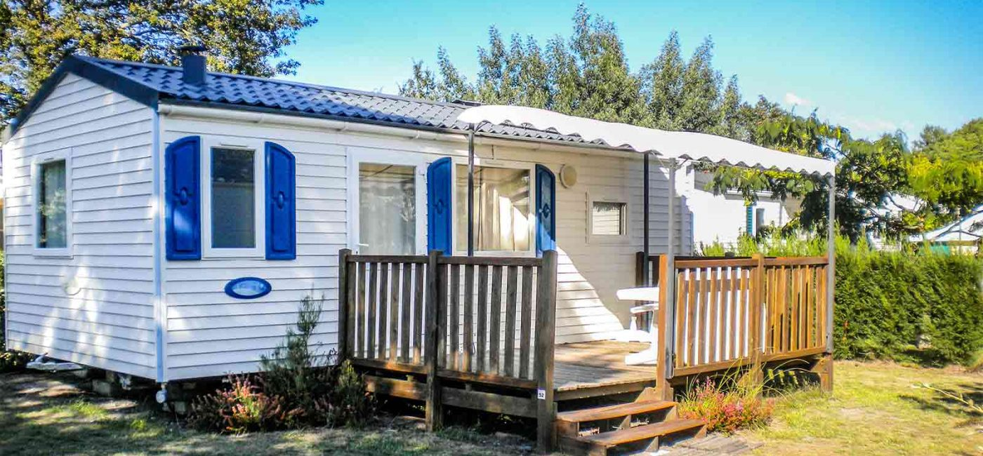 mobil-home Carcans